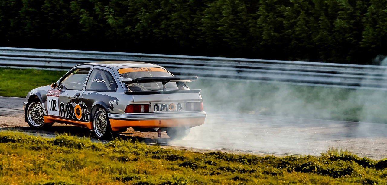 Hillclimb Monster : Ford Sierra RS500... Côte de porc ! 7