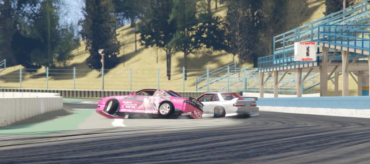 GTA 5 en mode Drift & Touge ! 5