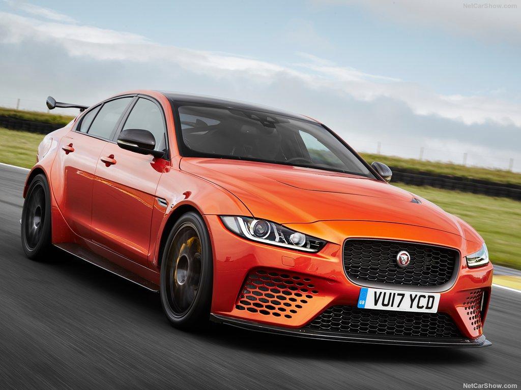 Jaguar XE SV Project 8 - Exciting, isn't it ? 9