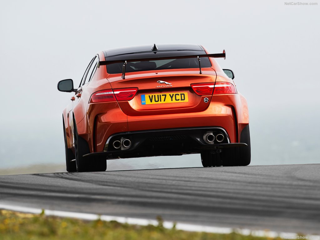 Jaguar XE SV Project 8 - Exciting, isn't it ? 2
