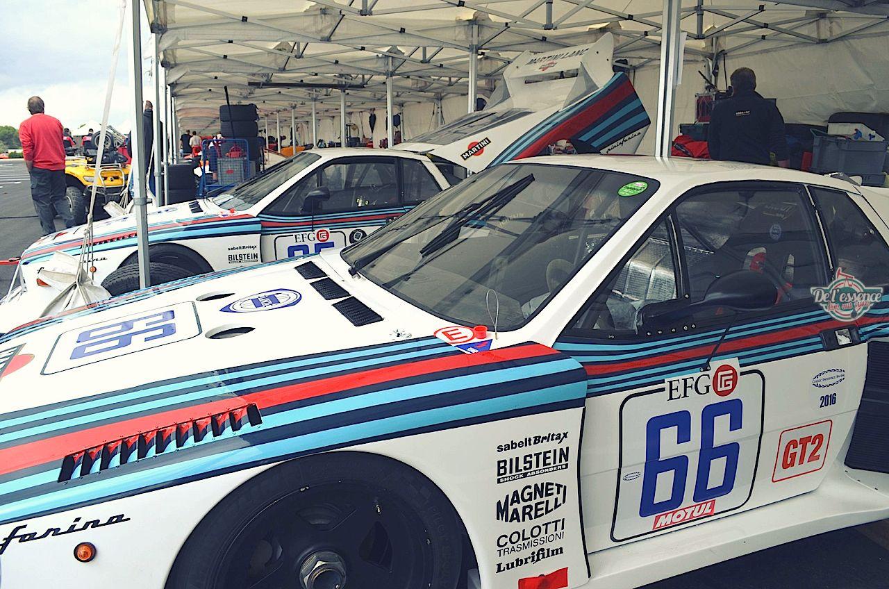 Lancia Beta Montecarlo turbo Gr5 - Violent retour en piste ! 20