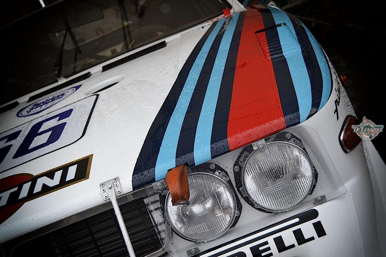 Lancia Beta Montecarlo turbo Gr5 - Violent retour en piste ! 18