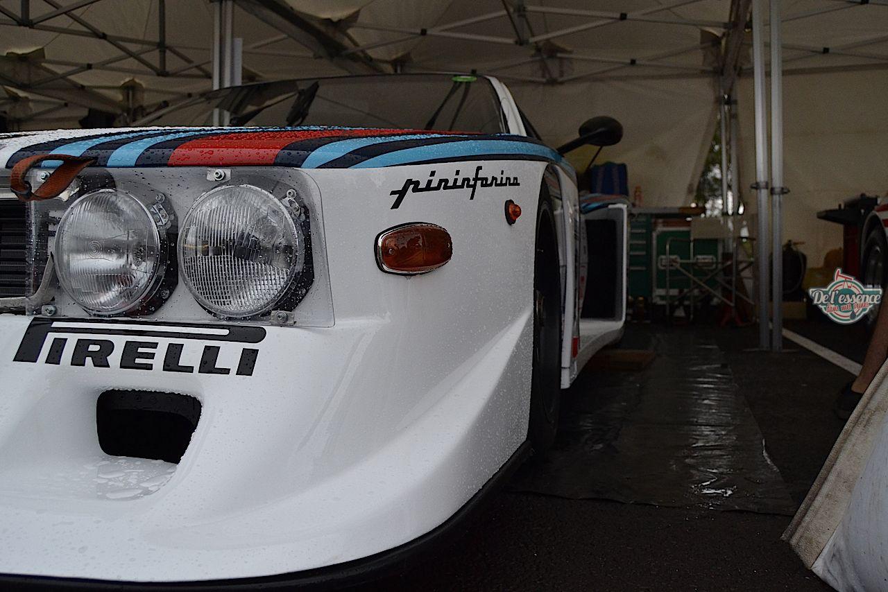 Lancia Beta Montecarlo turbo Gr5 - Violent retour en piste ! 17