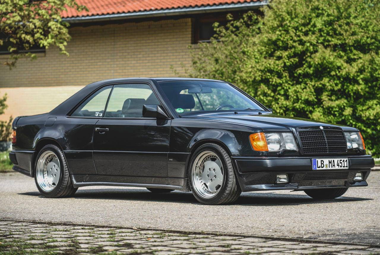 Mercedes 300 CE AMG 6.0 - Here come the Hammer ! 8