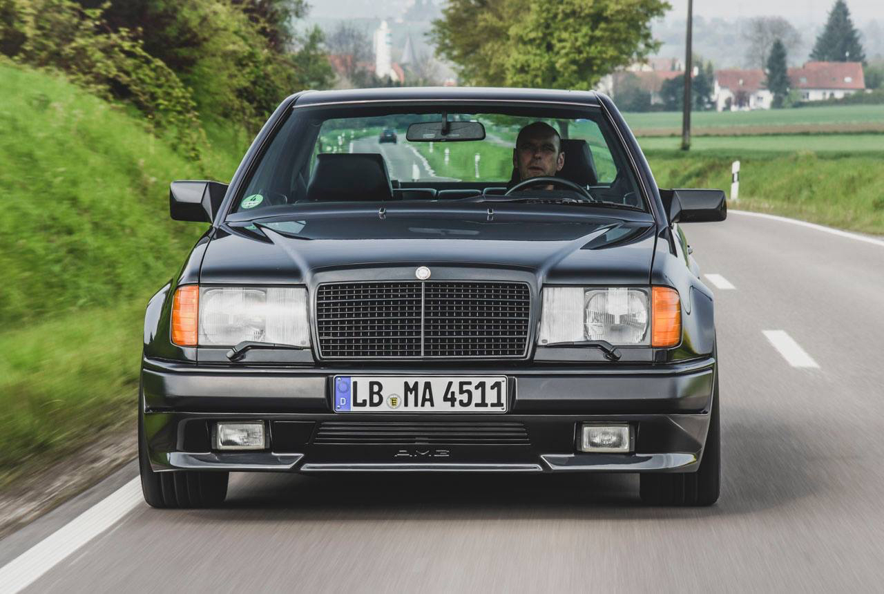 Mercedes 300 CE AMG 6.0 - Here come the Hammer ! 9