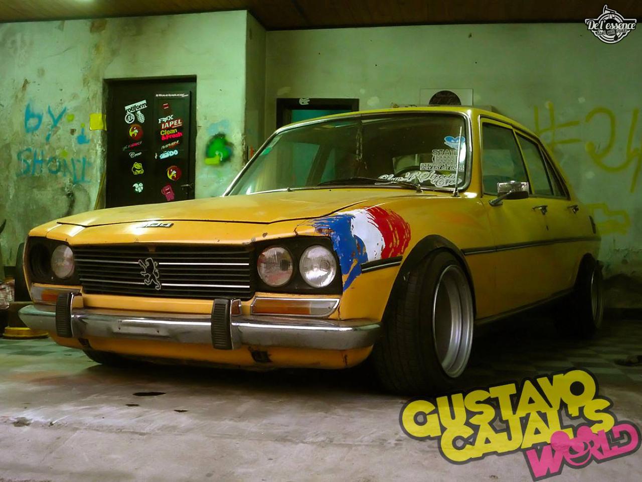 """'76 Gustavo's Peugeot 504 XSE - """"El Vieji"""" 1"""