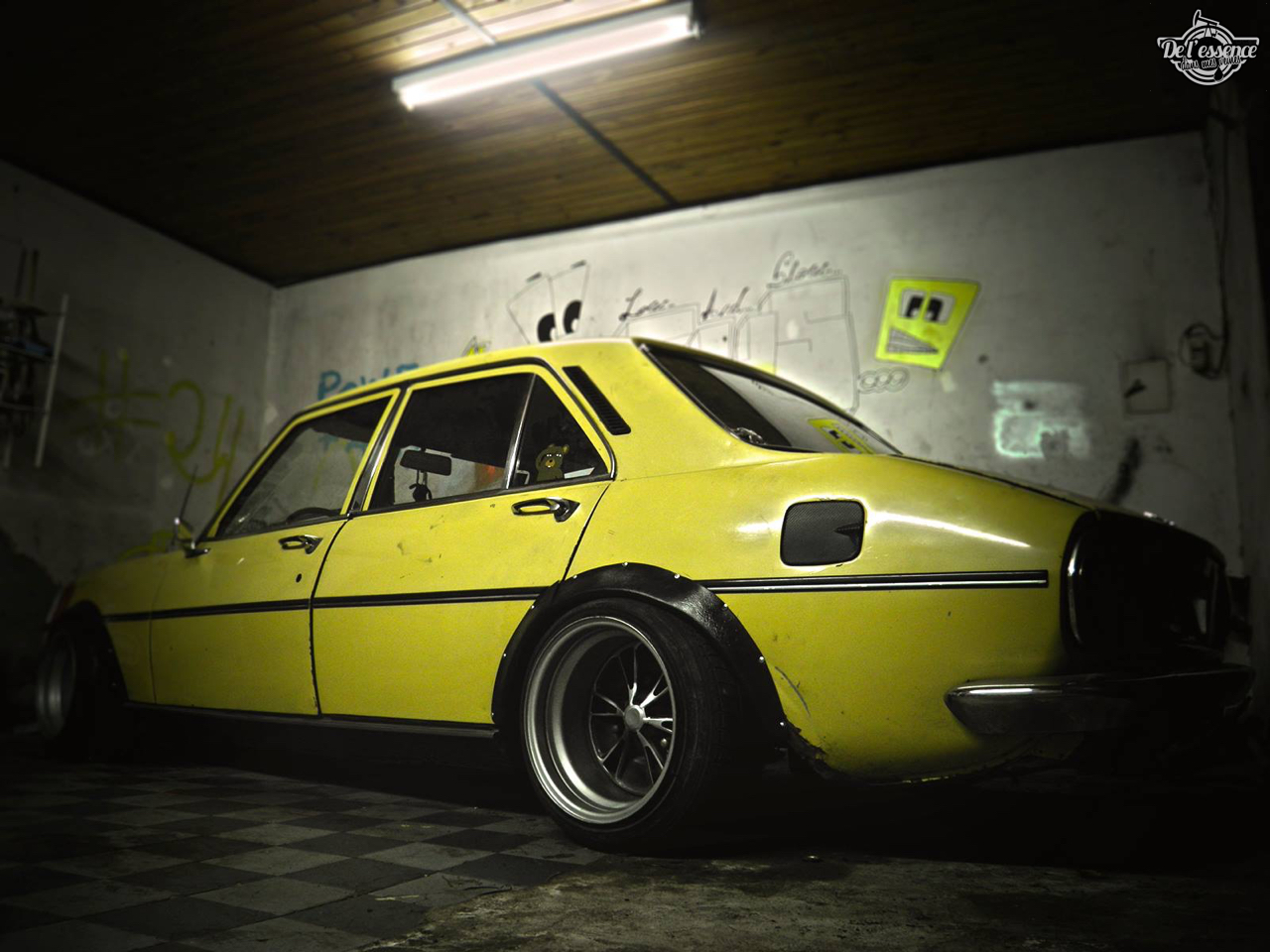 """'76 Gustavo's Peugeot 504 XSE - """"El Vieji"""" 4"""