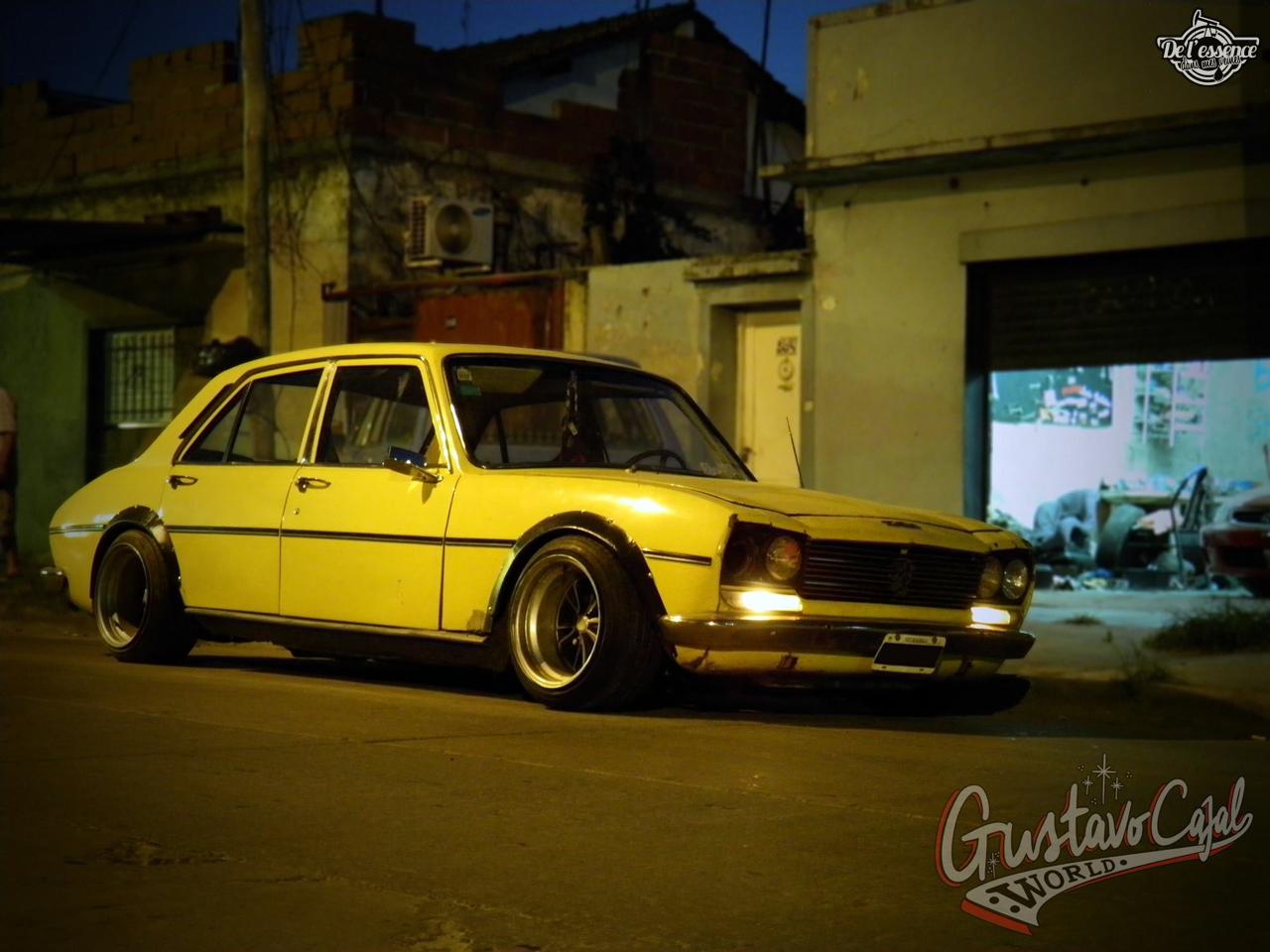 """'76 Gustavo's Peugeot 504 XSE - """"El Vieji"""" 10"""