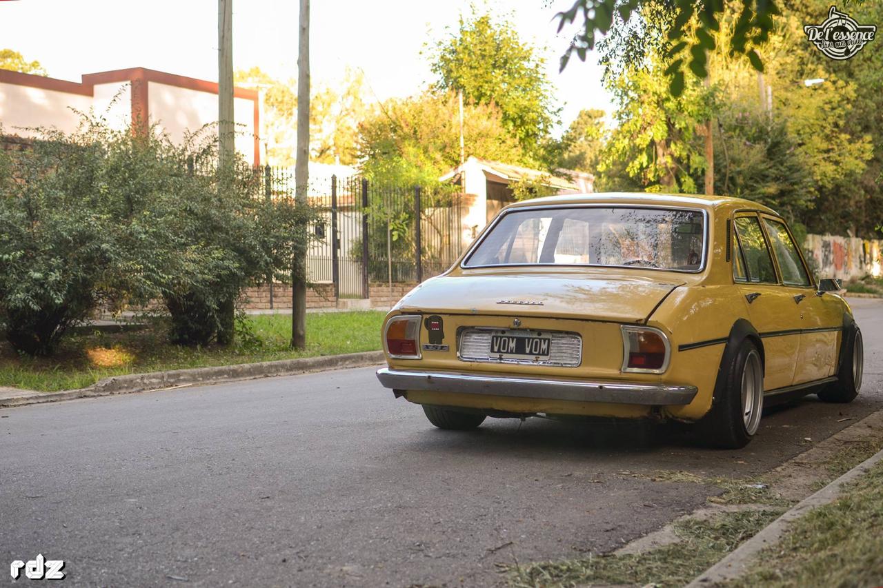"""'76 Gustavo's Peugeot 504 XSE - """"El Vieji"""" 5"""