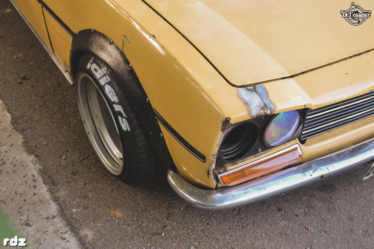 """'76 Gustavo's Peugeot 504 XSE - """"El Vieji"""" 3"""