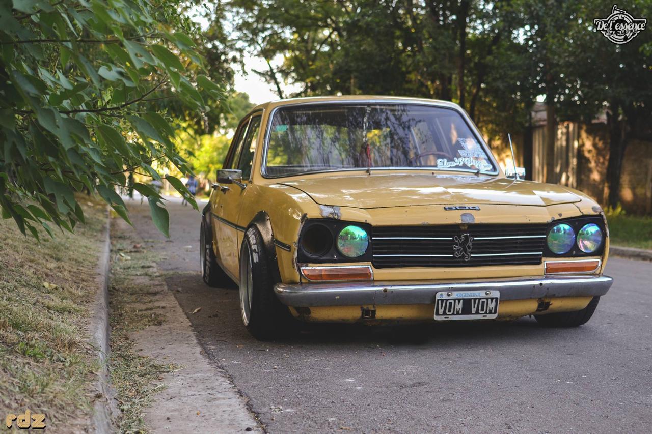 """'76 Gustavo's Peugeot 504 XSE - """"El Vieji"""" 2"""