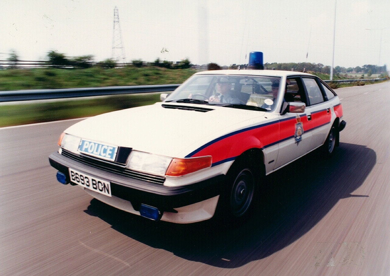 Rover SD1 : Road & Track ! 41
