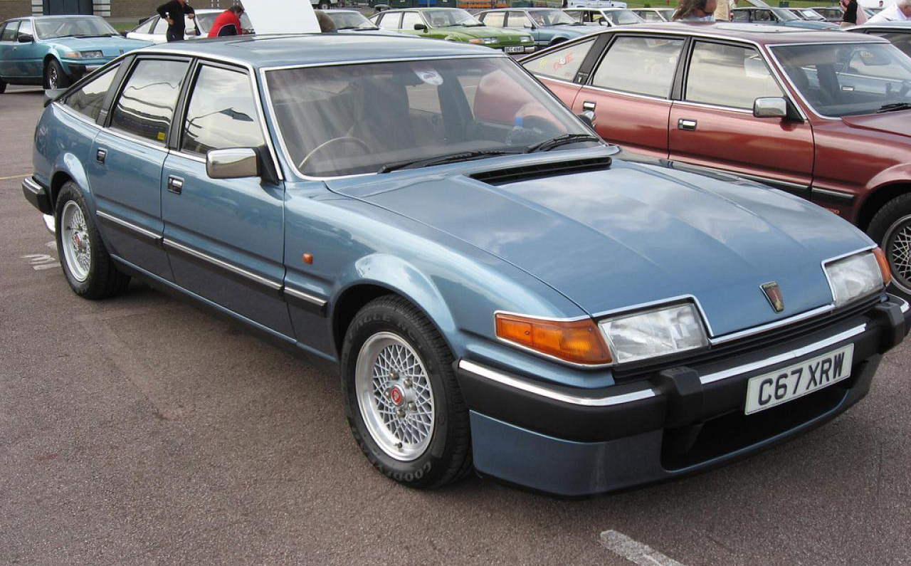Rover SD1 : Road & Track ! 37