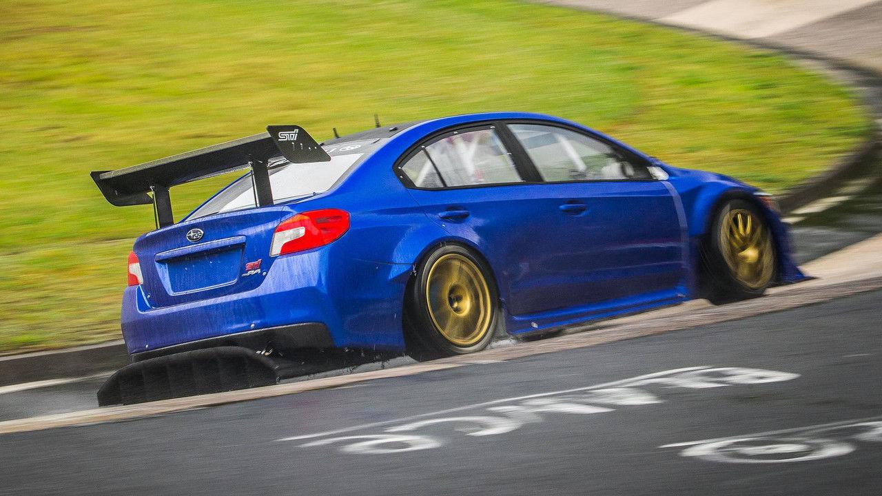 Subaru STi Type RA NBR Spécial... A la recherche de son passé ?! 4