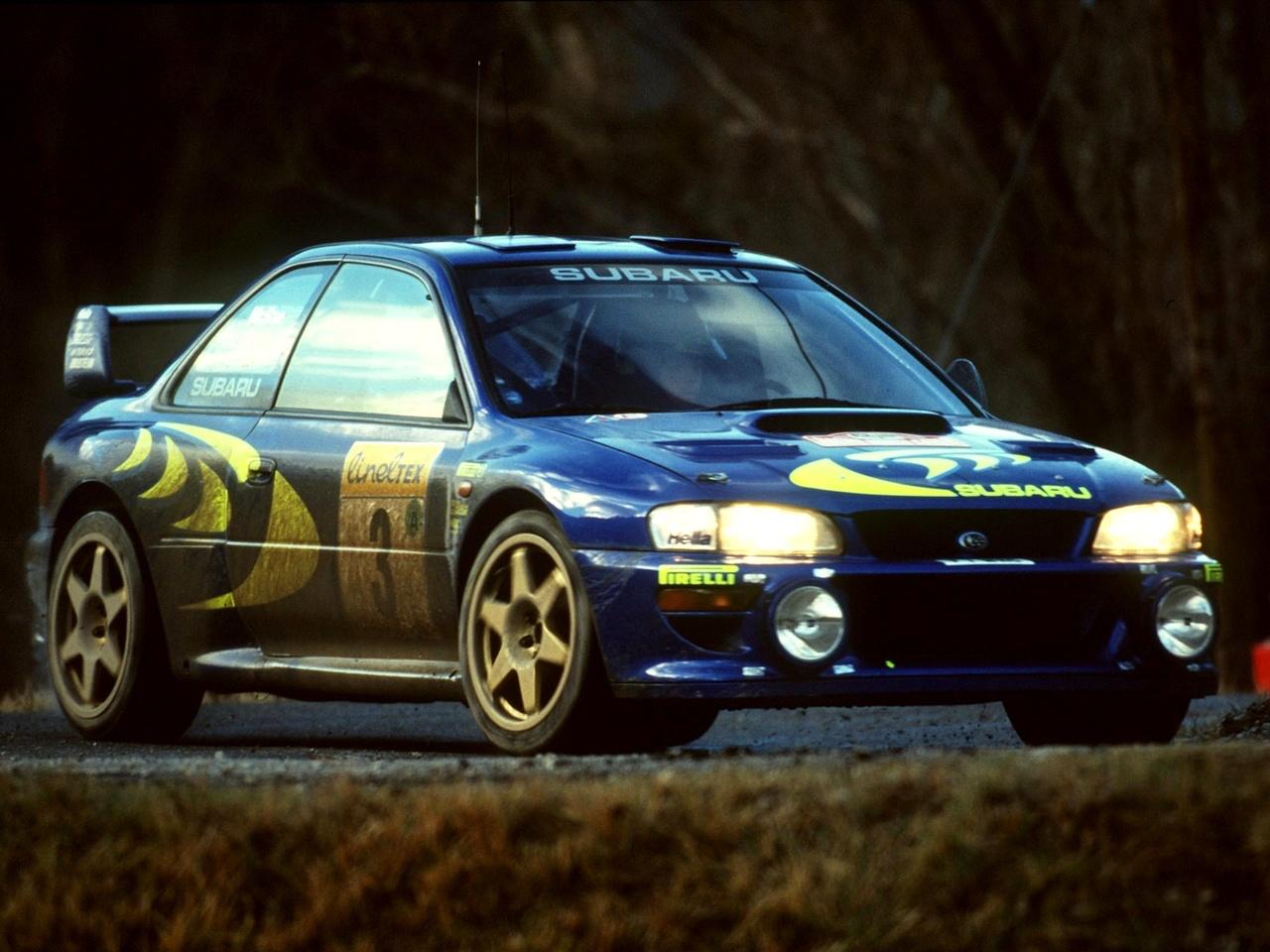 Subaru STi Type RA NBR Spécial... A la recherche de son passé ?! 6