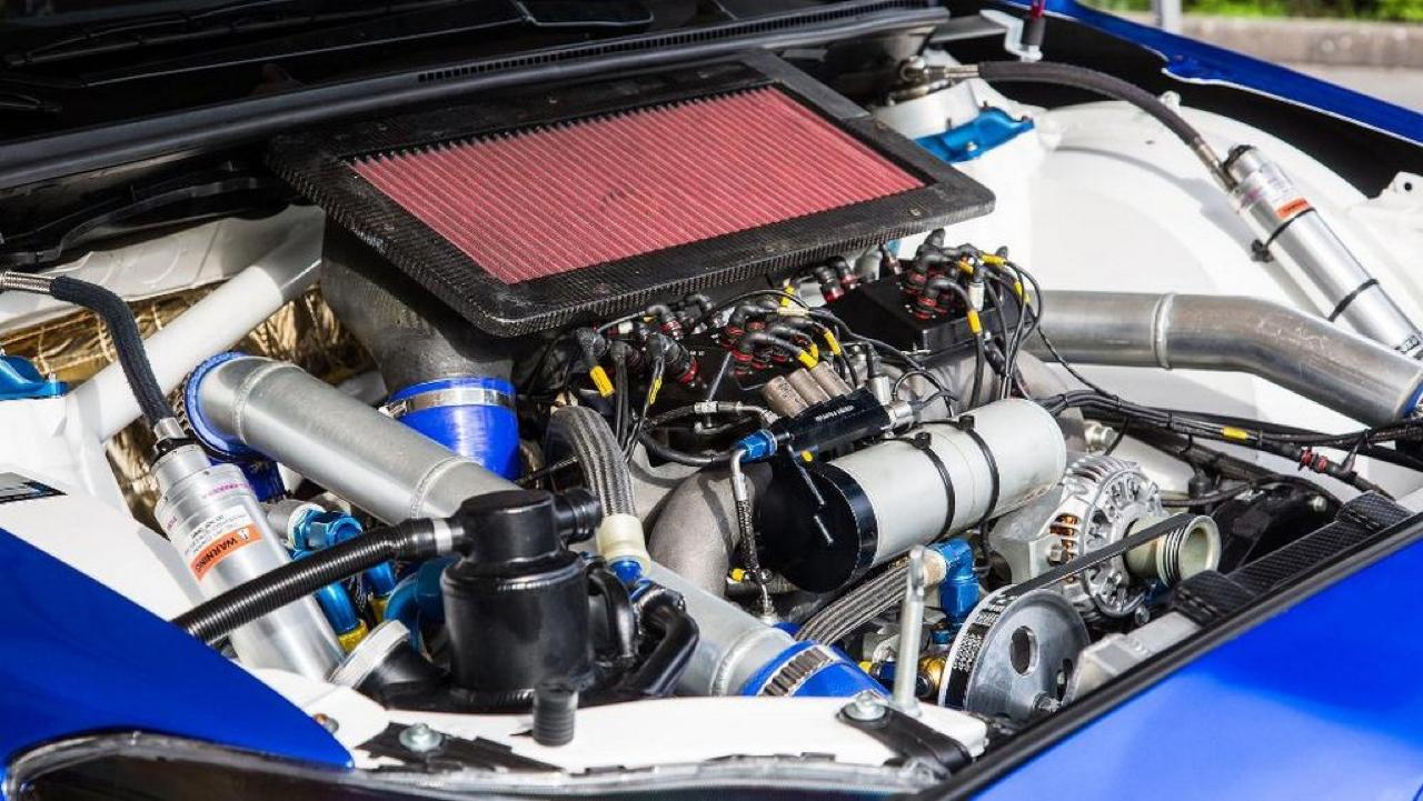 Subaru STi Type RA NBR Spécial... A la recherche de son passé ?! 12
