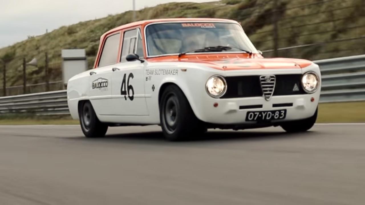 Alfa Giulia Balocco Classics - Bellissima ! 3