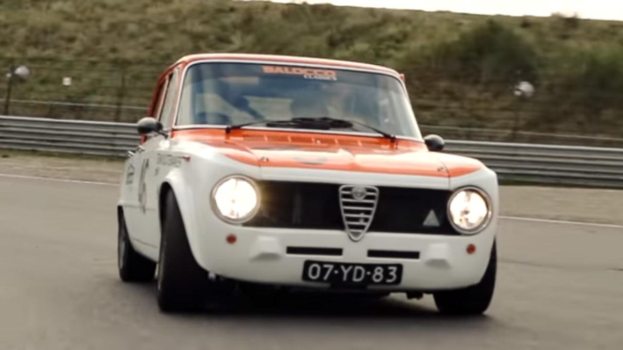Alfa Giulia Balocco Classics - Bellissima ! 2