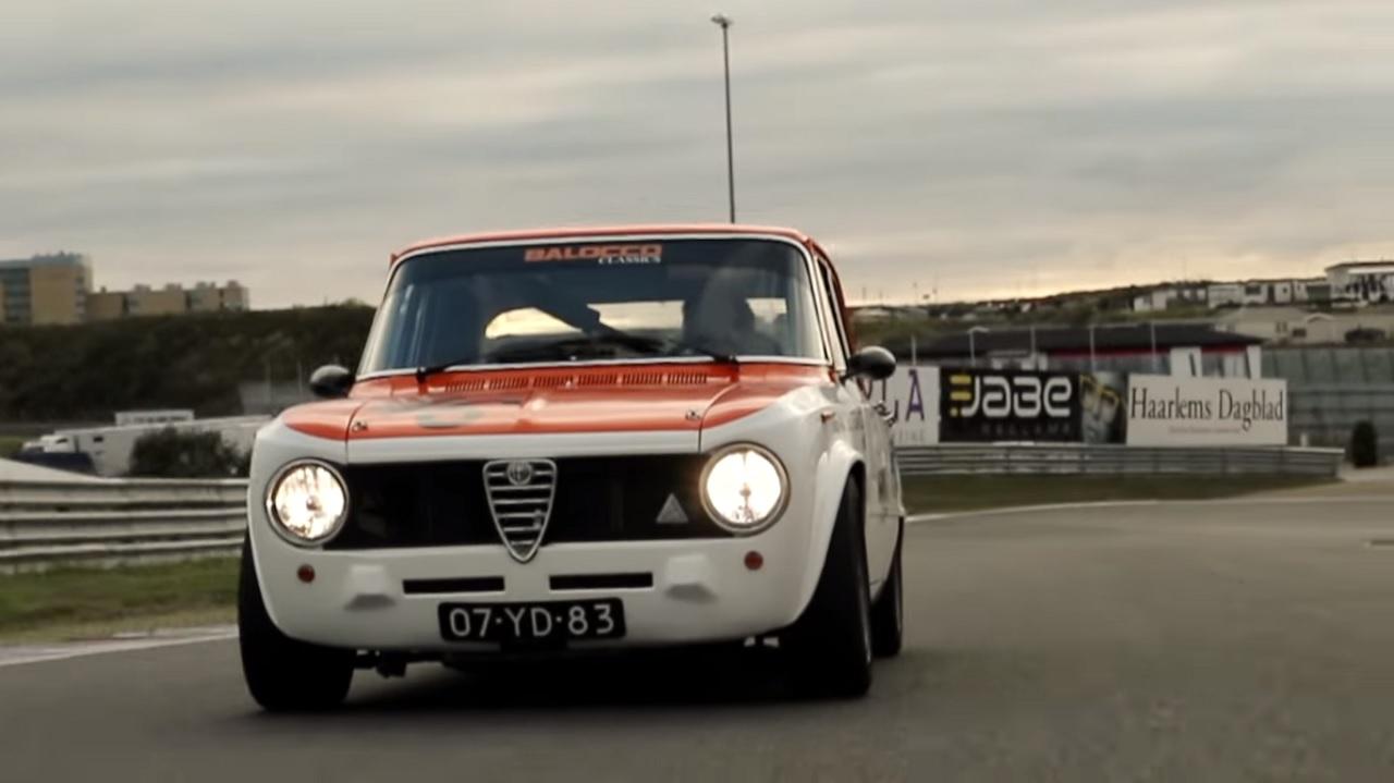 Alfa Giulia Balocco Classics - Bellissima ! 1