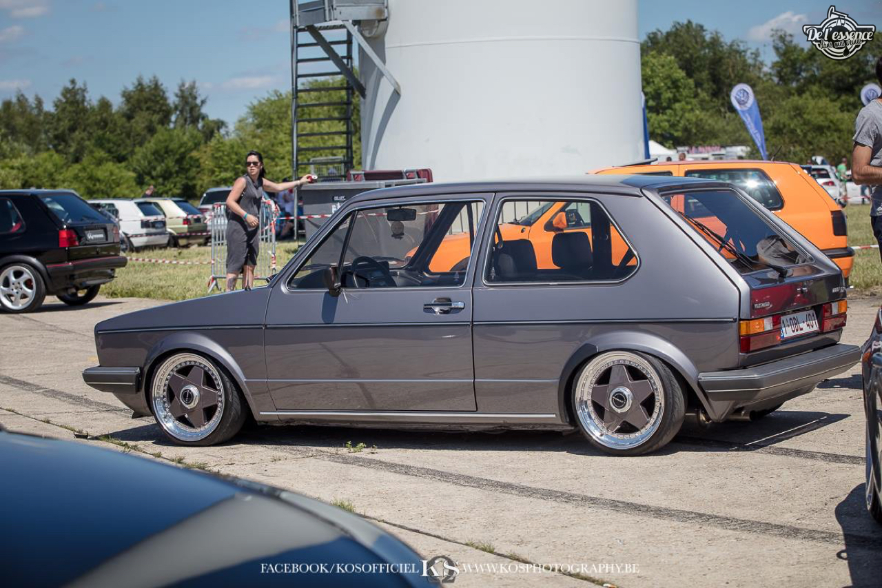 VW Days 2K17 - Voyage dans la secte VAG ! 32