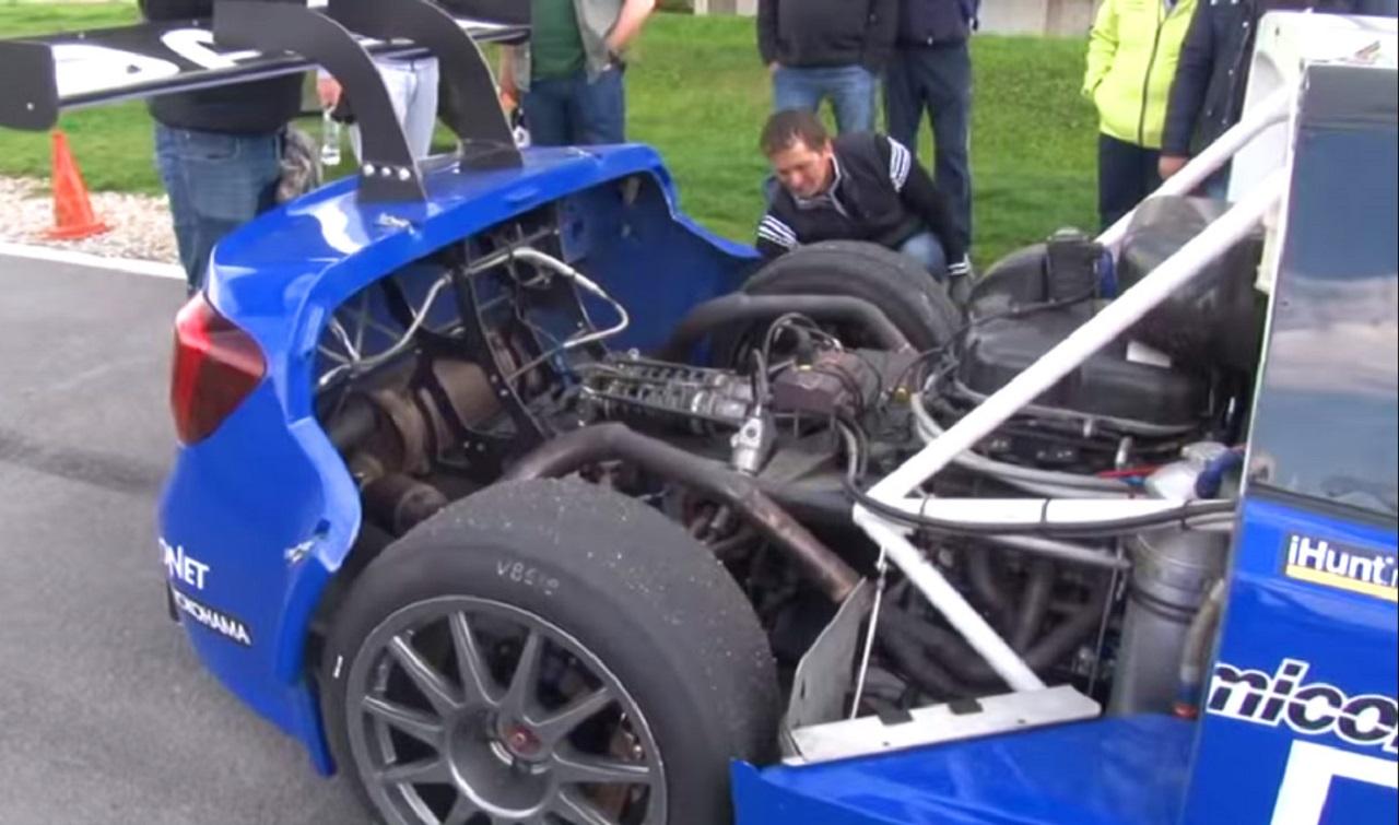 Hillclimb Monsters : Dacia Logan STCC - Fiers d'être Roumains ! 8