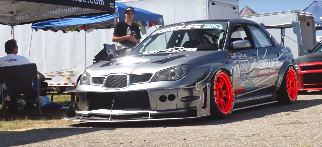 #GRIDLIFE - Time attack Air vs Static... 13