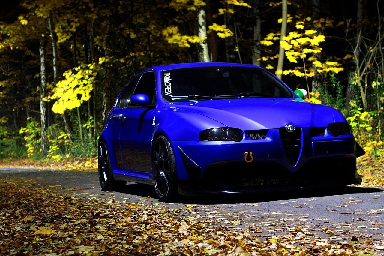 Alfa 147 GTA - La vérité est à Arese ! 16