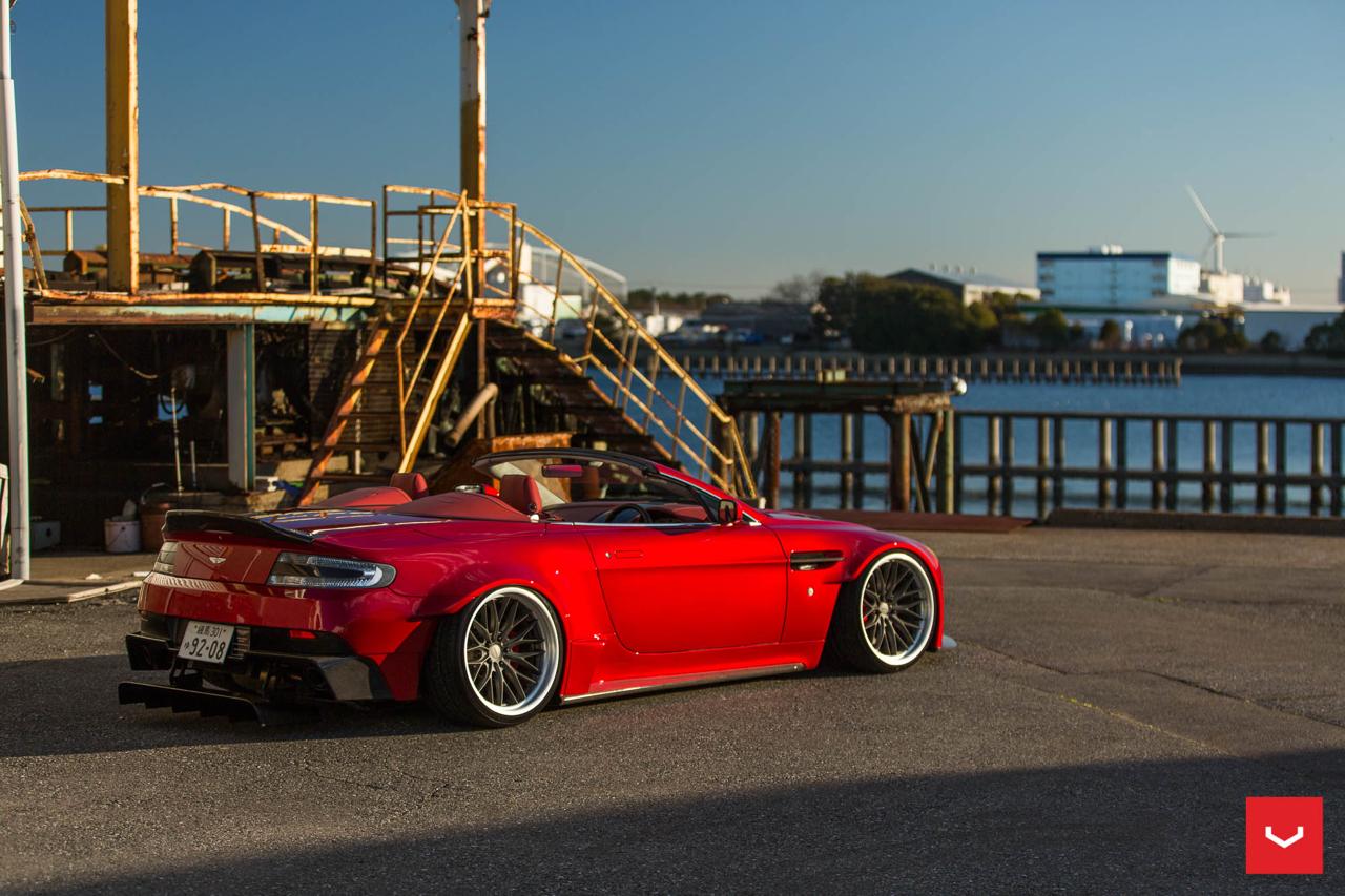 Aston V8 Vantage Roadster... J'veux du sang ! 24