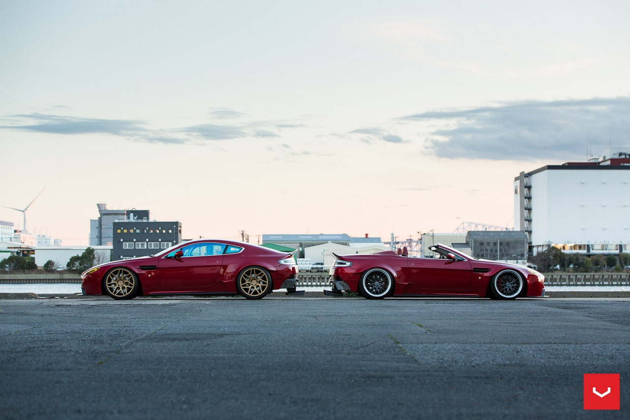 Aston V8 Vantage Roadster... J'veux du sang ! 39