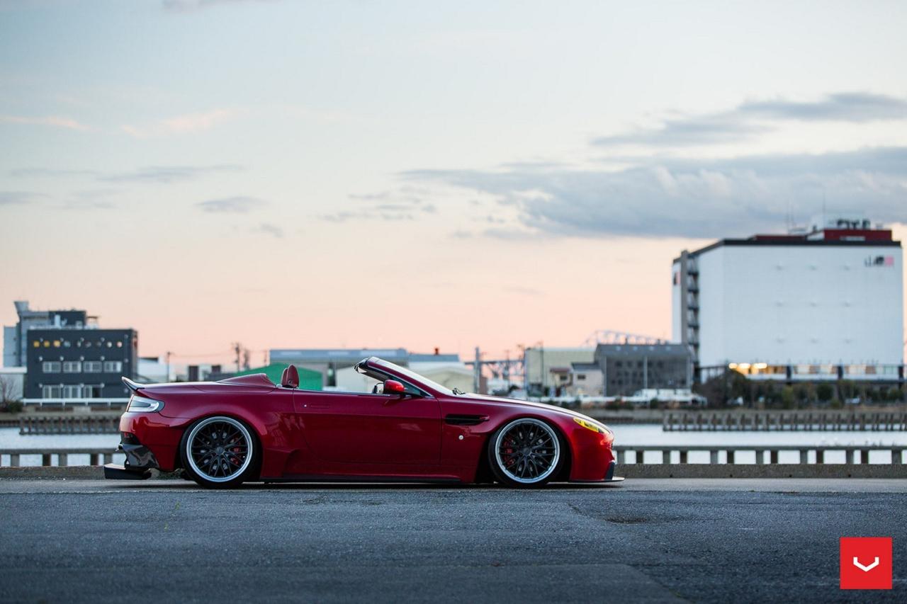Aston V8 Vantage Roadster... J'veux du sang ! 40