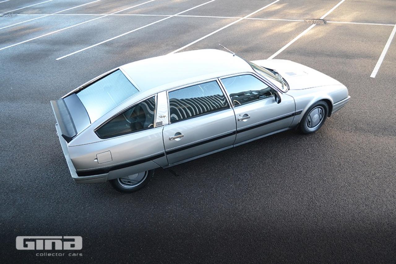 Citroen CX GTi Turbo 2 Prestige... Quand la France faisait encore des haut-de-gamme ! 2