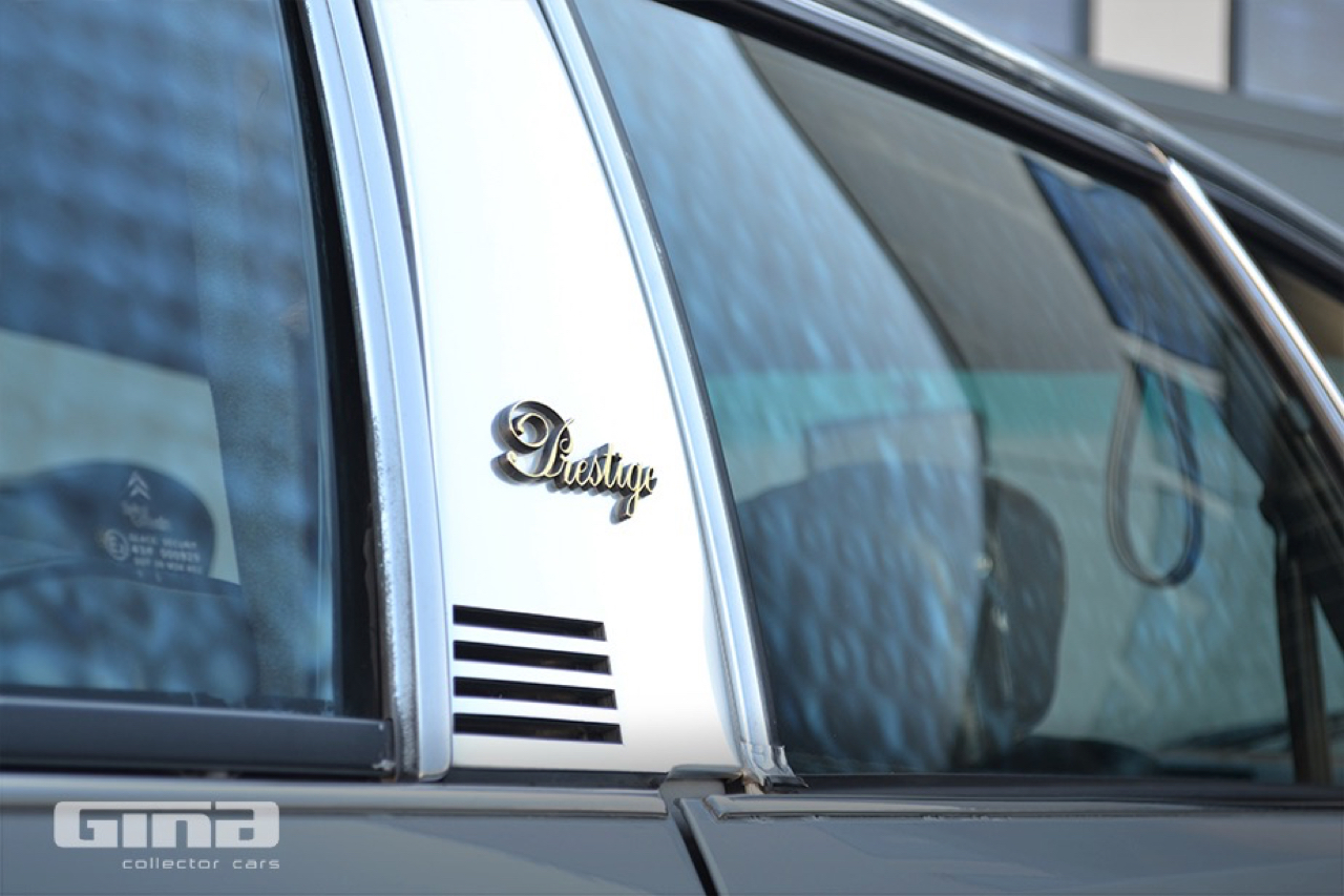 Citroen CX GTi Turbo 2 Prestige... Quand la France faisait encore des haut-de-gamme ! 4