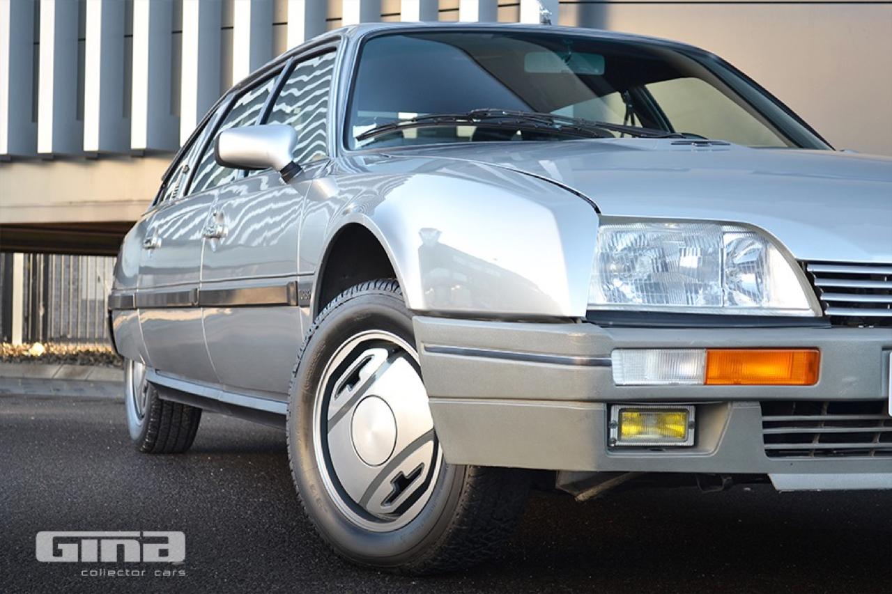 Citroen CX GTi Turbo 2 Prestige... Quand la France faisait encore des haut-de-gamme ! 5