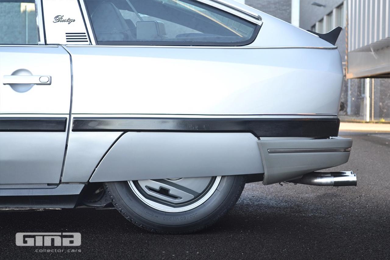 Citroen CX GTi Turbo 2 Prestige... Quand la France faisait encore des haut-de-gamme ! 23