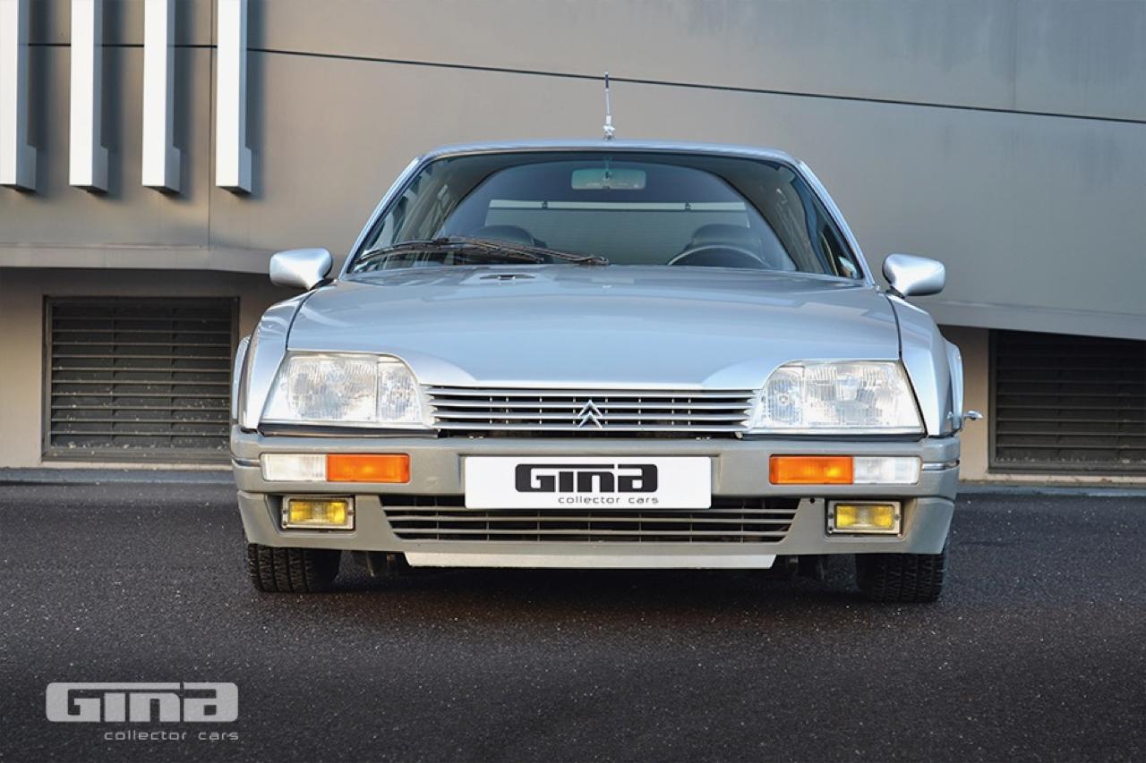 Citroen CX GTi Turbo 2 Prestige... Quand la France faisait encore des haut-de-gamme ! 16