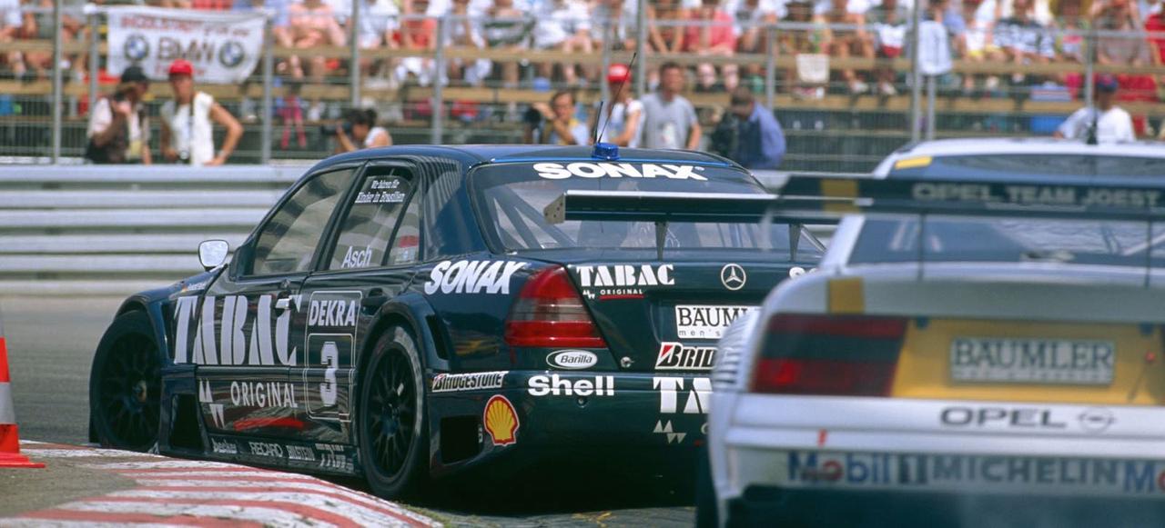 DTM Classic - Norisring 2K17 : Les vieilles en ont encore dans les pistons ! 9