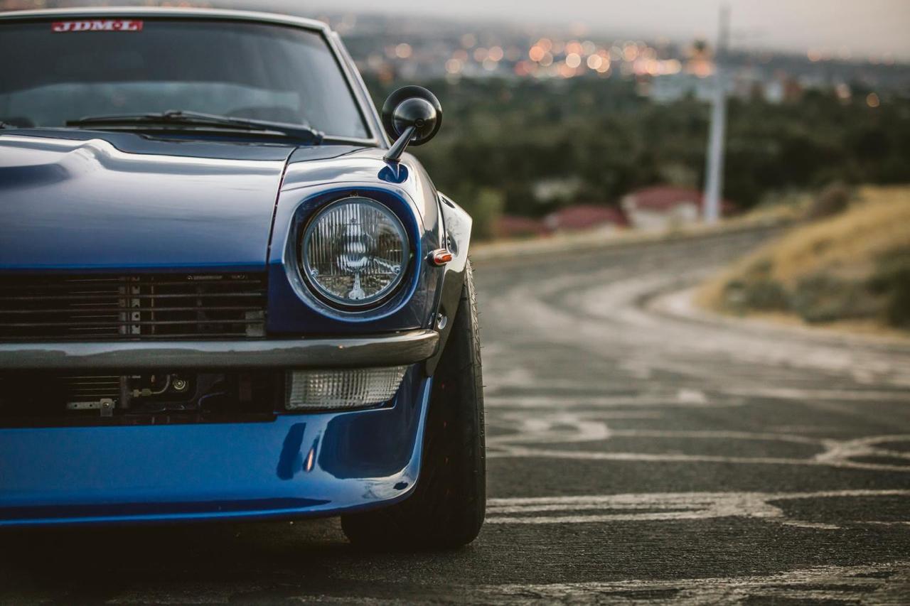 Datsun 240Z JDM Legends - Just perfect ! 4