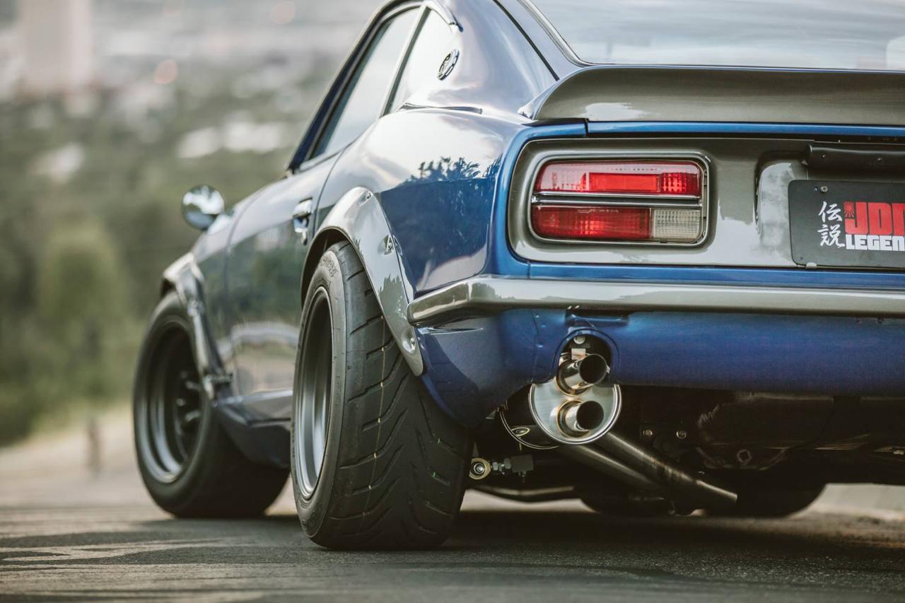 Datsun 240Z JDM Legends - Just perfect ! De l'essence dans ...