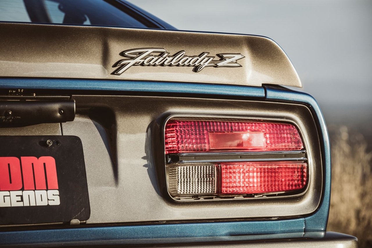 Datsun 240Z JDM Legends - Just perfect ! 1