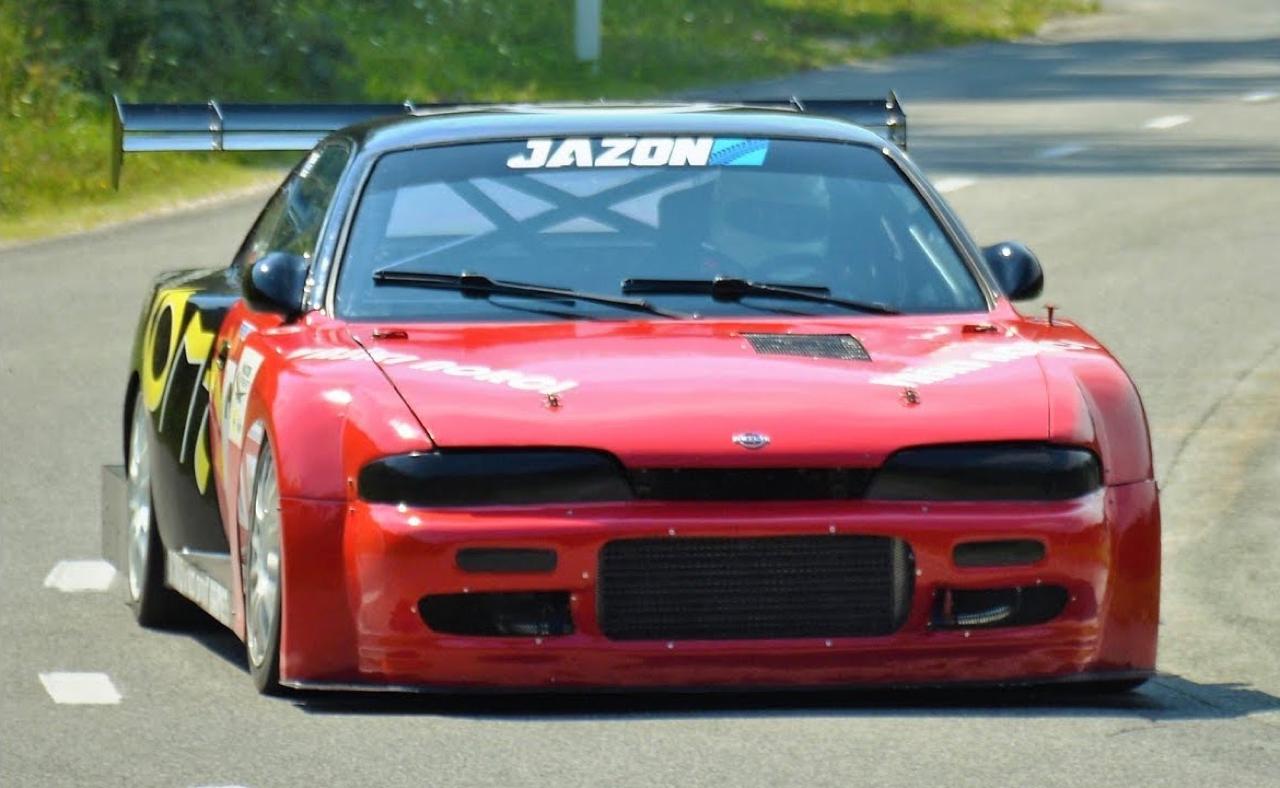Hillclimb Monster : Nissan 200 SX S14 - Grip machine ?! 7
