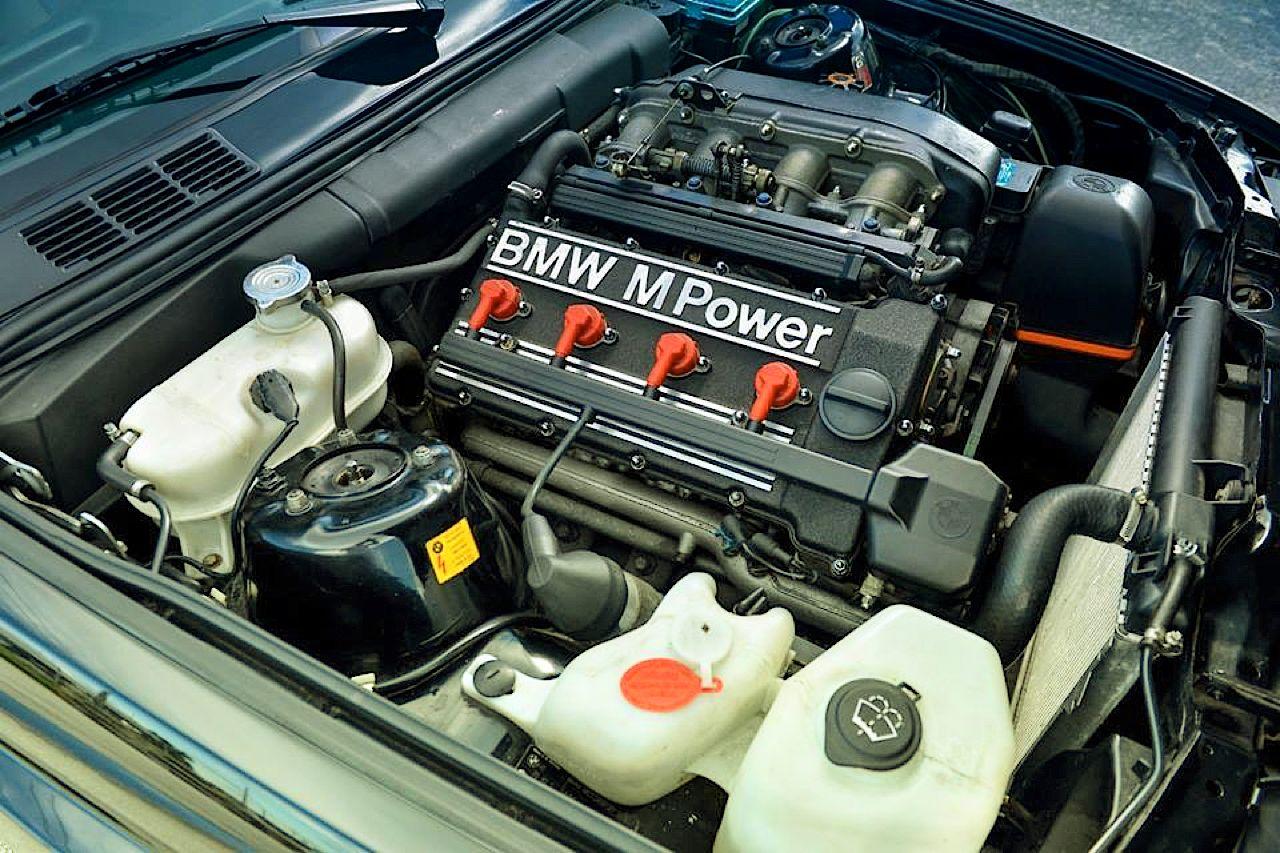 BMW M3 E30 Sport Evo... Bouquet final ! 3