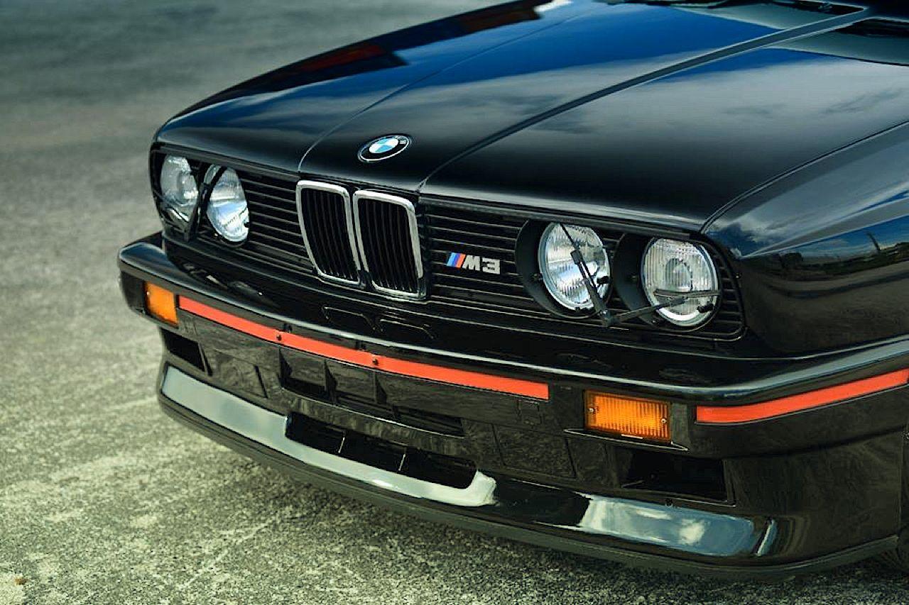 BMW M3 E30 Sport Evo... Bouquet final ! 1