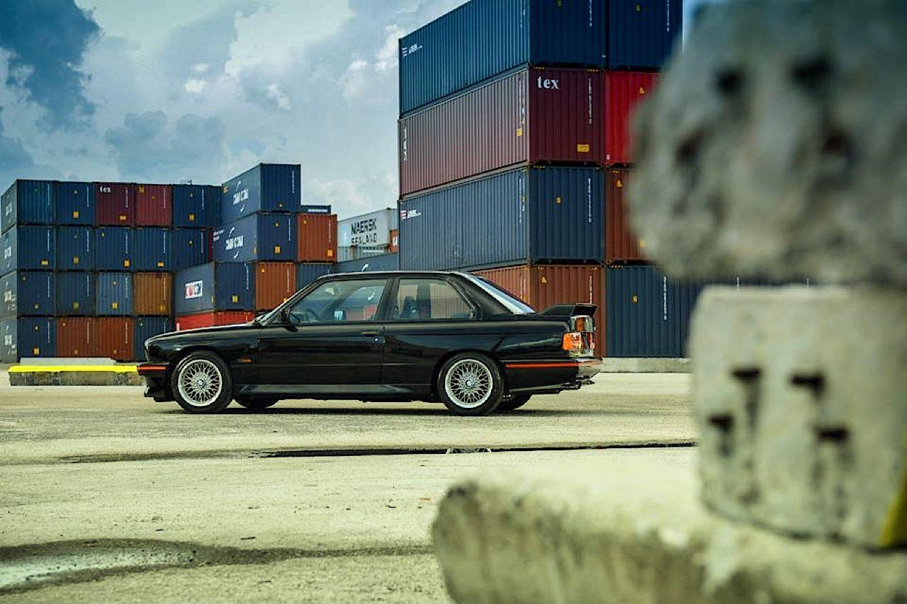 BMW M3 E30 Sport Evo... Bouquet final ! 9