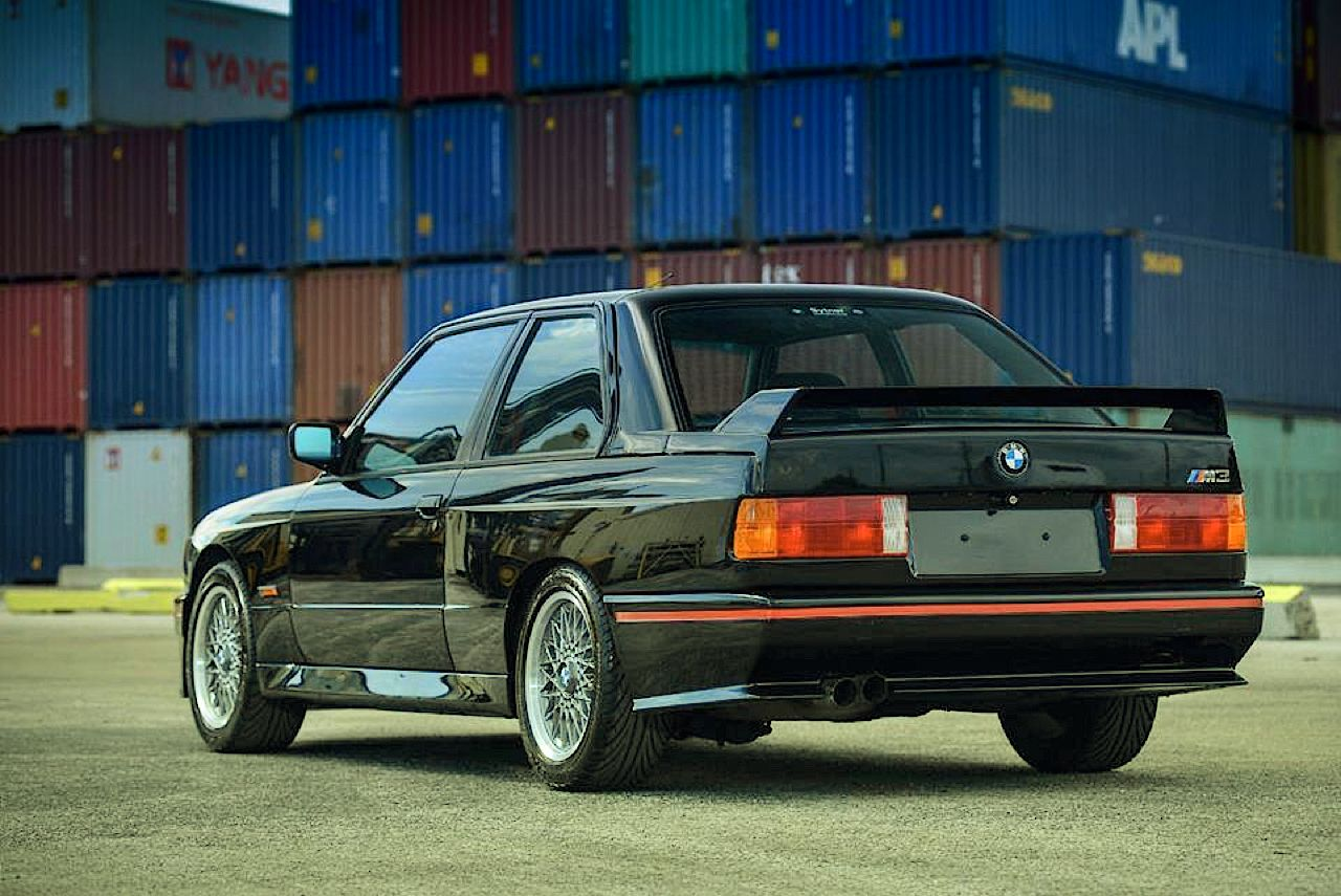 BMW M3 E30 Sport Evo... Bouquet final ! 11
