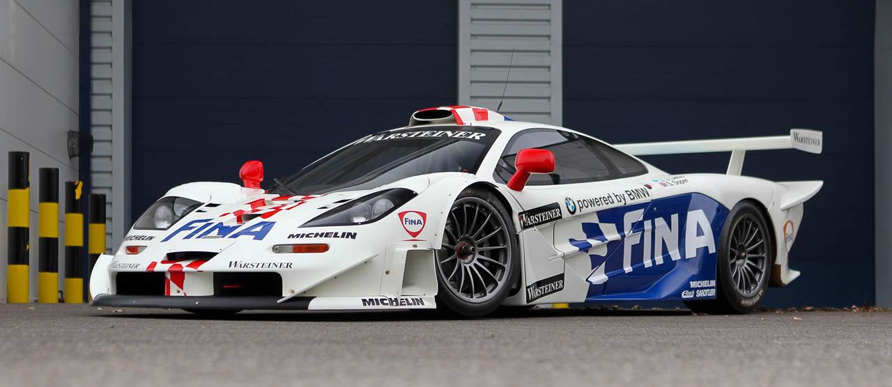 McLaren P1 GTR et F1 GTR... Réunion de famille ! 4