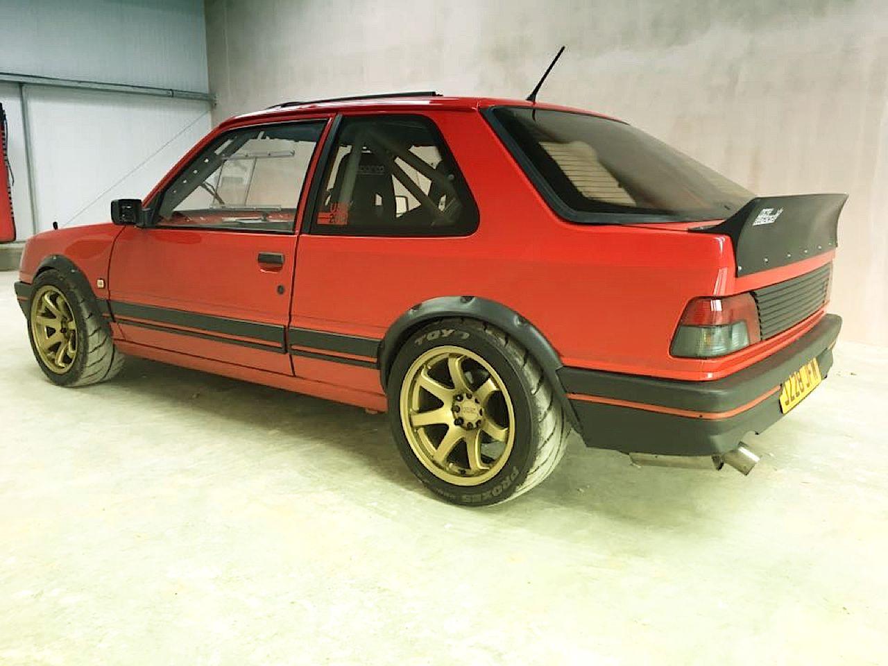 """""""Project Pugonda"""" : La Peugeot 309 Vtec turbo... 25"""