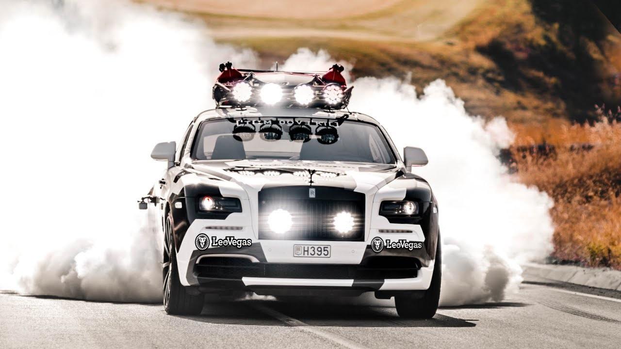 Rolls Royce Wraith 800+ - Jon Olsson à encore frappé ! 13