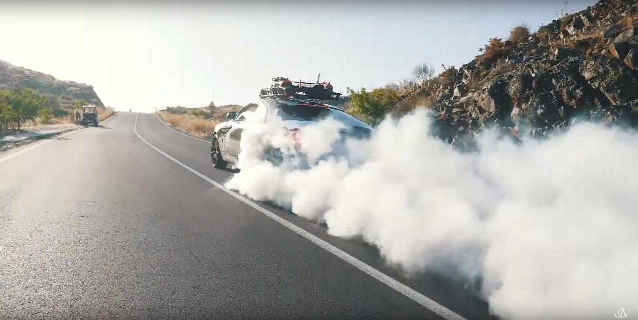 Rolls Royce Wraith 800+ - Jon Olsson à encore frappé ! 12