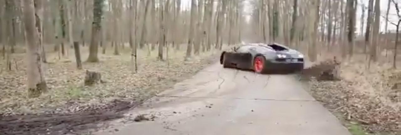 Des supercars et de la boue... 7