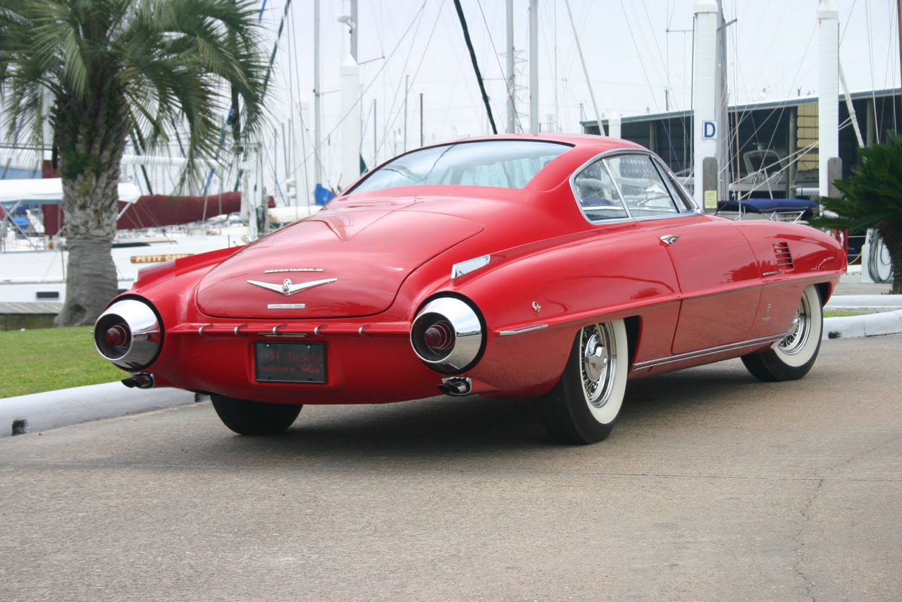 Ghia Supersonic... Jet family ! 72